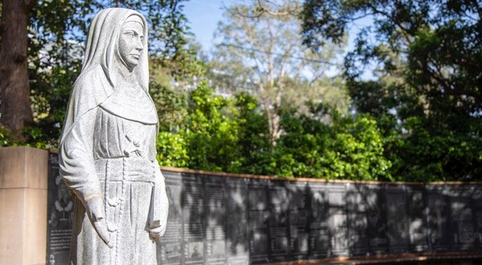 Gore Hill - Mary MacKillop