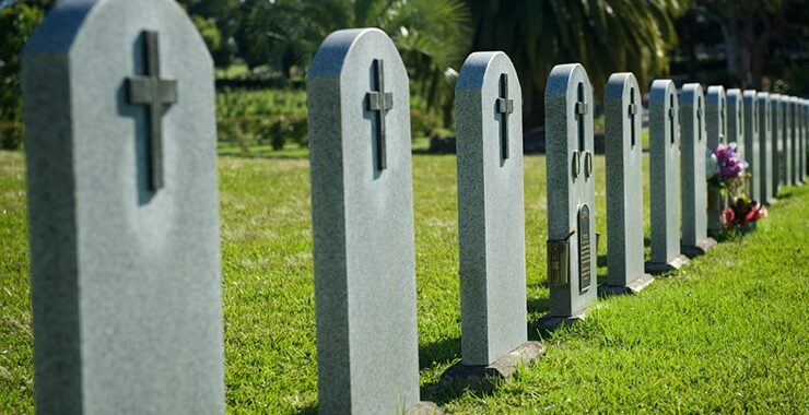 Macquarie Park burial options